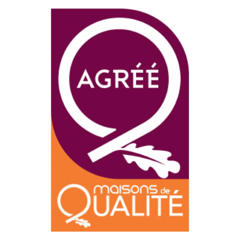 """Label """"Agréé Maisons de Qualité"""""""
