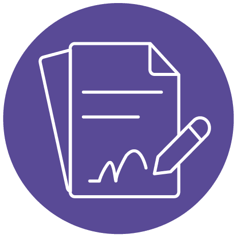 Signature électronique disponible